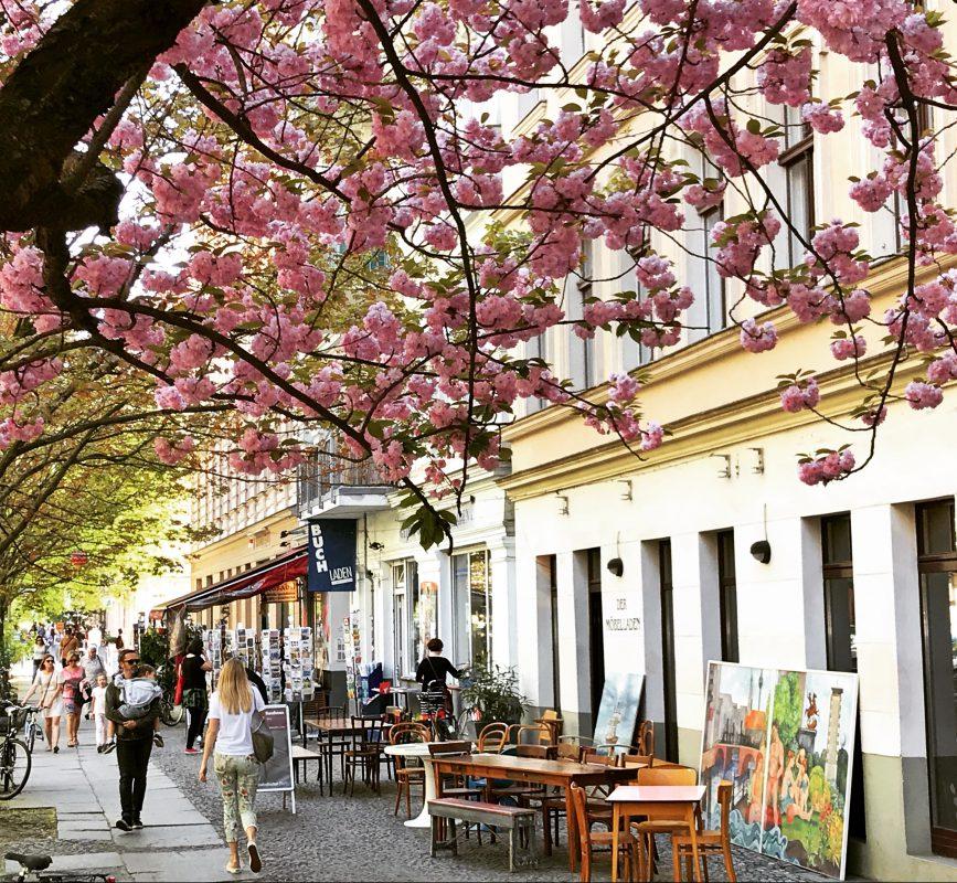 Möbelladen Berlin in der Wörther Straße Prenzlauer Berg