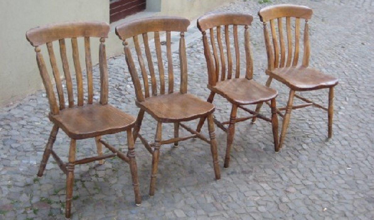 Stühle Set 4er Satz Werkstatt