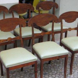 Werkstatt Stühle Set