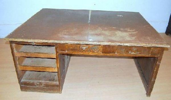 Werkstatt Schreibtisch PartnerDesk