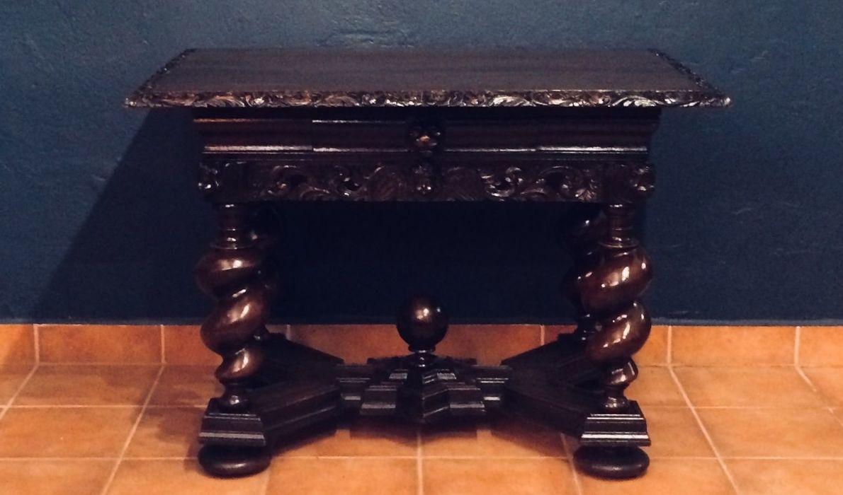 Tisch Eiche Neobarock