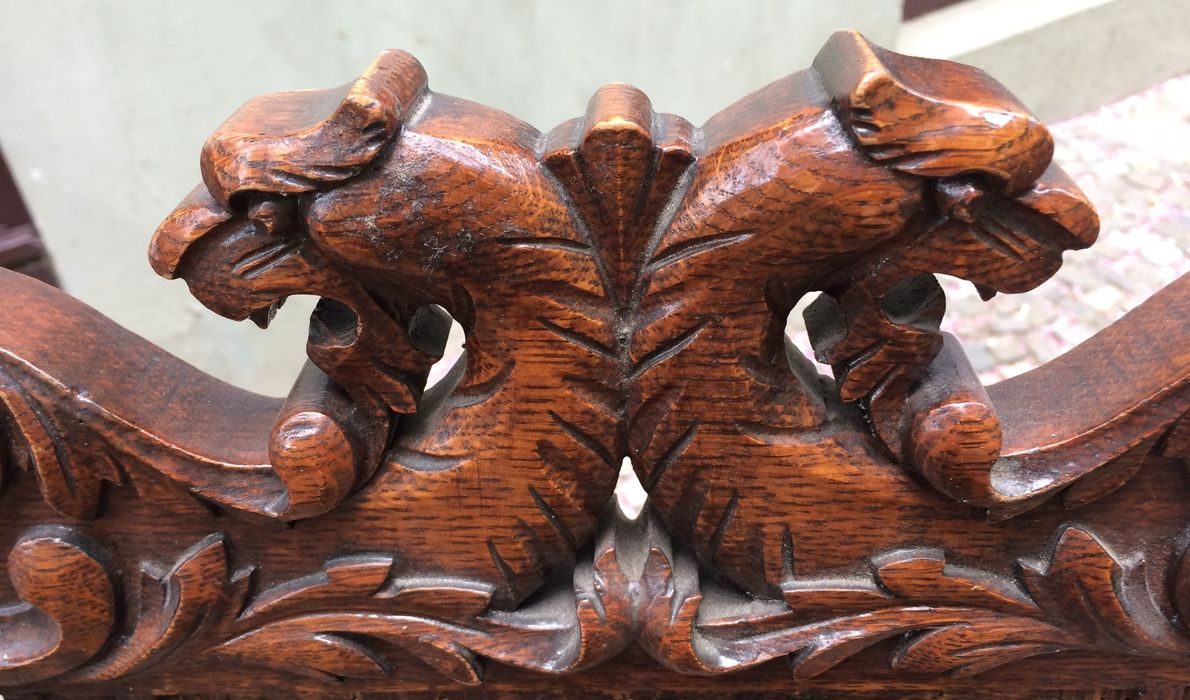Gründerzeit Sessel Werkstatt