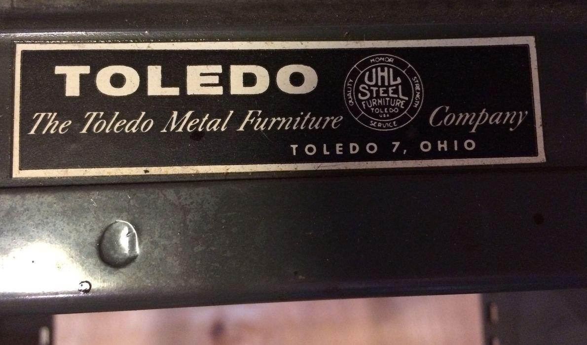 Schulstuhl Metall Holz USA