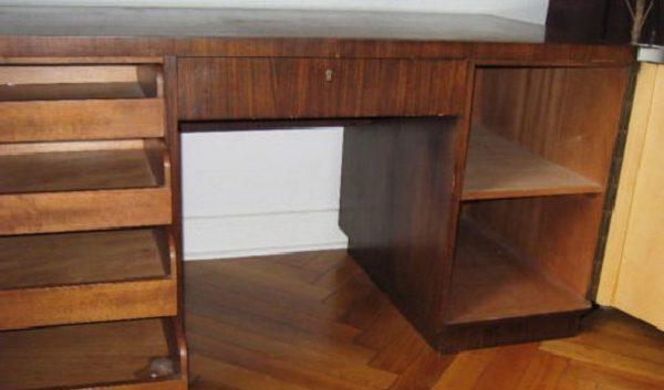 Schreibtisch Bauhaus Makassar Werkstatt