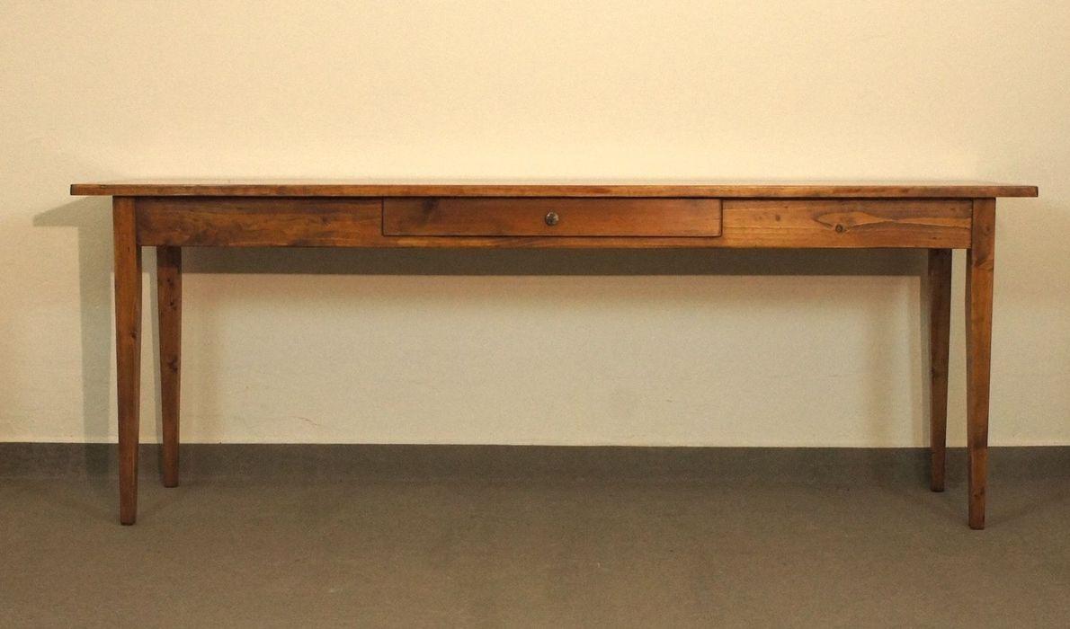 Werkstatt Kiefer Tisch