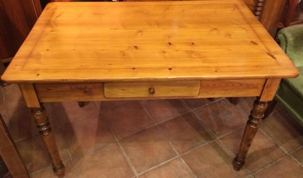 Werkstatt Tisch Kiefer