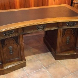 Neobarock Neogotik Tisch Büro