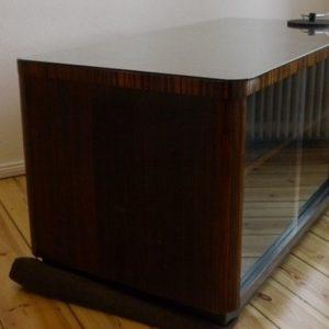 Bauhaus Schreibtisch Glastüren Regal Werkstatt
