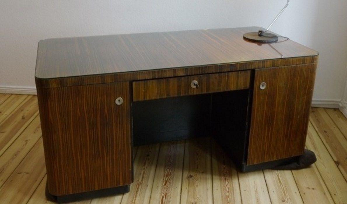 Bauhaus Schreibtisch Werkstatt