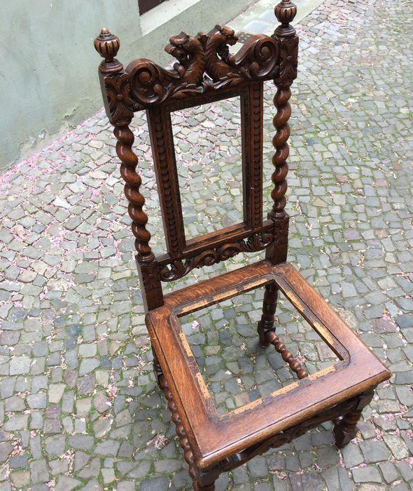 Stuhl Sessel Einzelstück Werkstatt