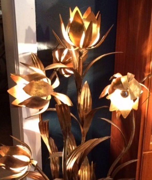 Art-Deco-Lampe Hans Kögl