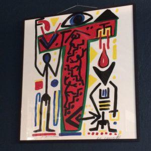 Penck Komposition