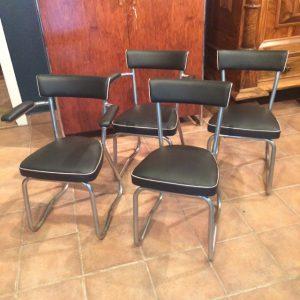 4 Stühle Bauhaus