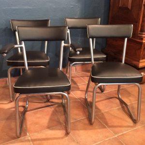 Bauhaus-Stühle