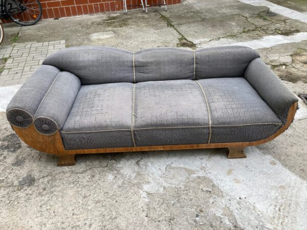 Sofa Liege Art Deco