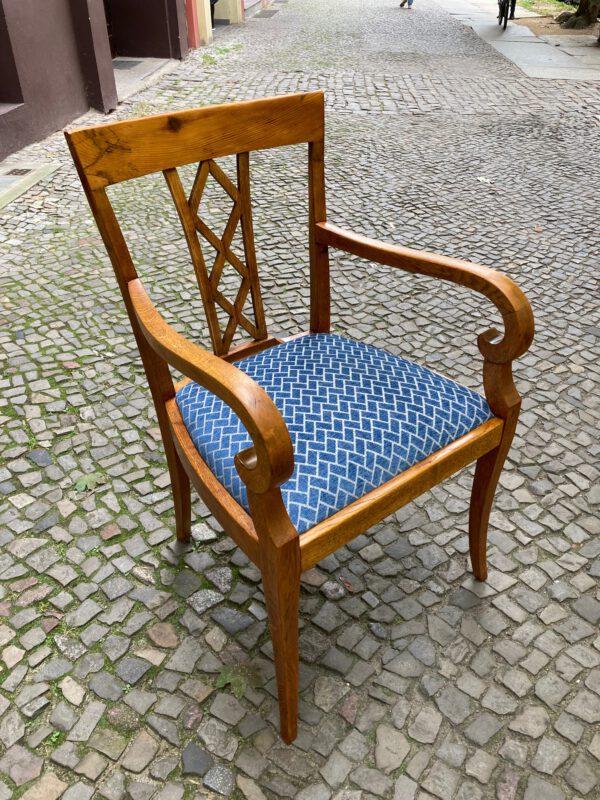 Art Deco Stuhl